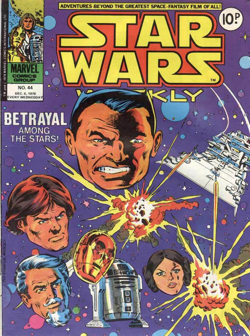 Star Wars Weekly 44