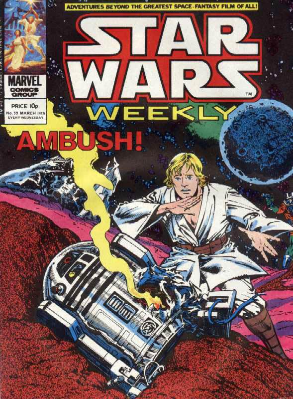Star Wars Weekly 55