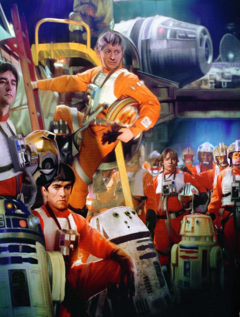 Red Squadron (Rebel Alliance)/Legends