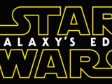 Star Wars: Galaxy's Edge (media project)