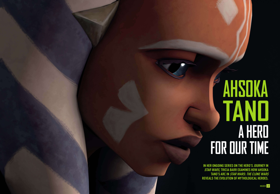 Ahsoka Tano: A Hero for Our Time