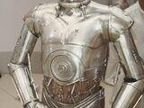 E-3PO Protocol Droid