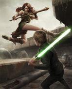 Teneniel a Luke
