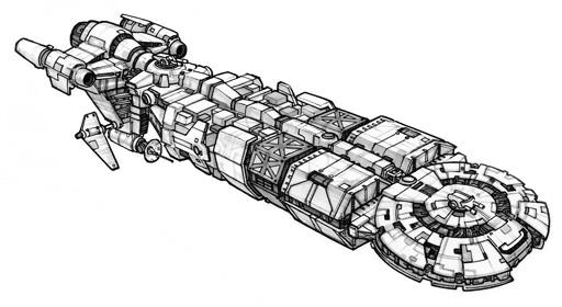 Space Master medium transport