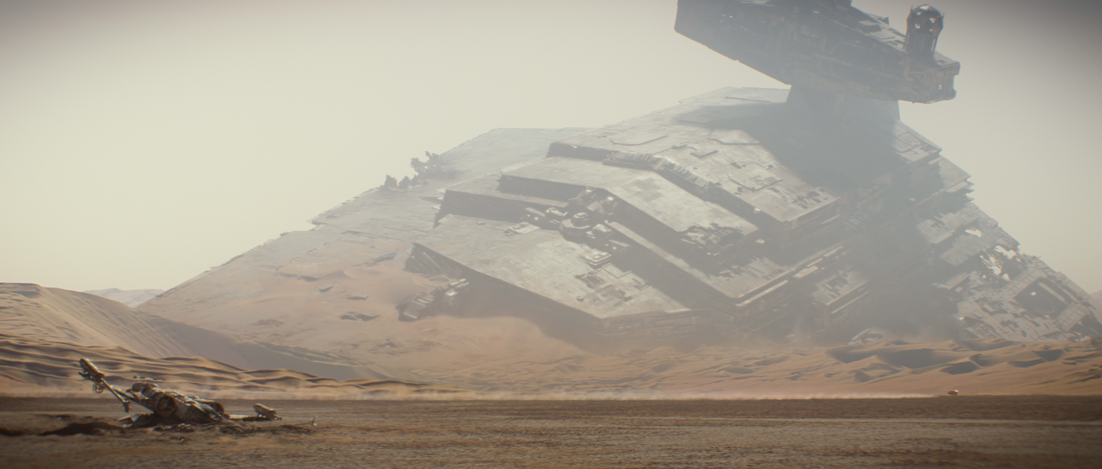 Brandon Rhea/The Force Awakens Trailer 2 - Fan Reaction
