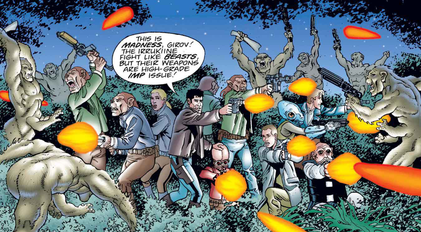 Battle of Malrev IV (Galactic Civil War)