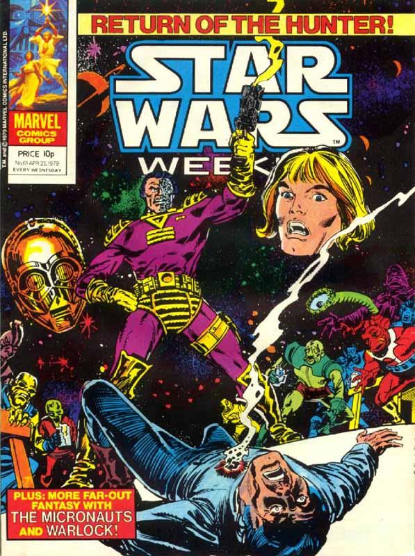 Star Wars Weekly 61