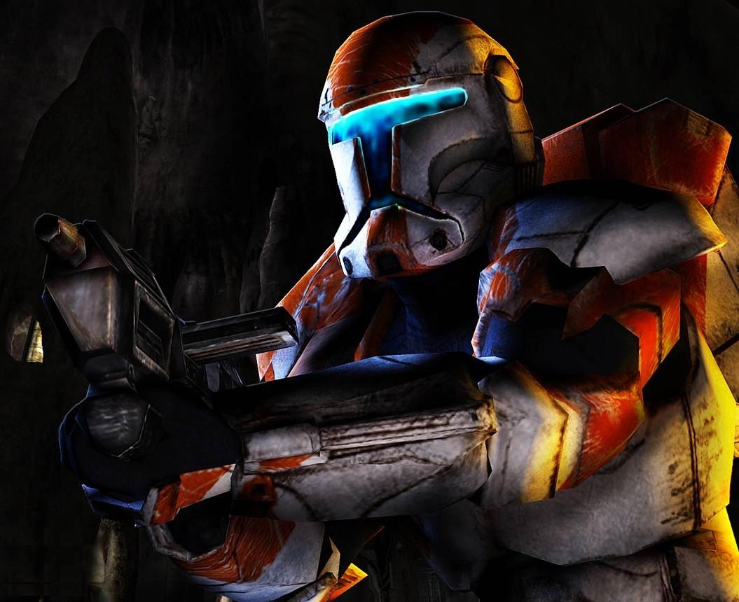 Clone commando/Legends