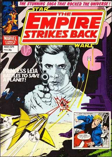 The Empire Strikes Back Monthly 144