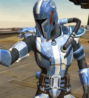 Unidentified Mandalorian leader (Tatooine)