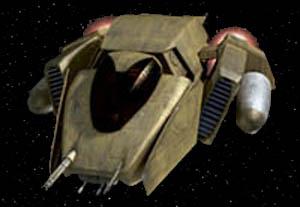 Yinchorri Starfighter