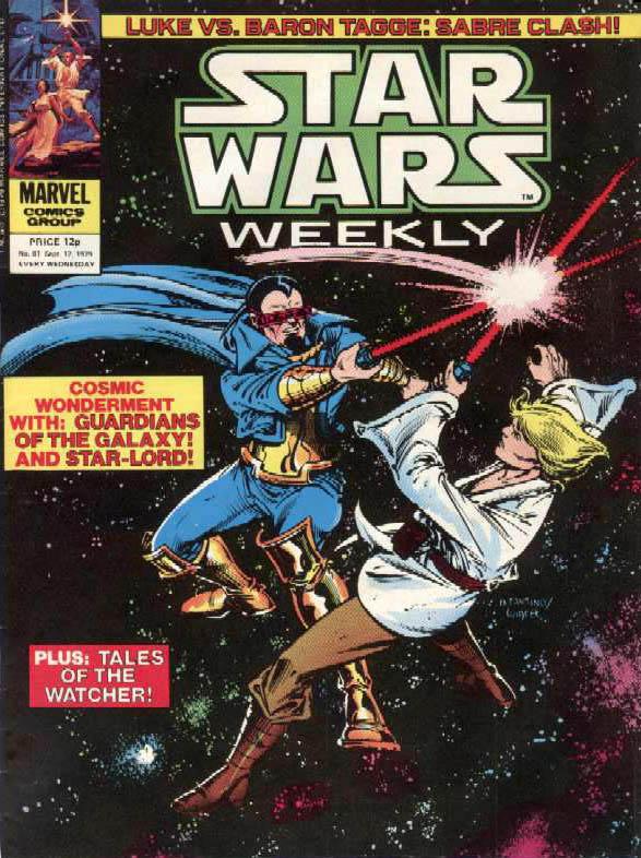 Star Wars Weekly 81