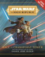 Race to Crashpoint Tower solicitation cover
