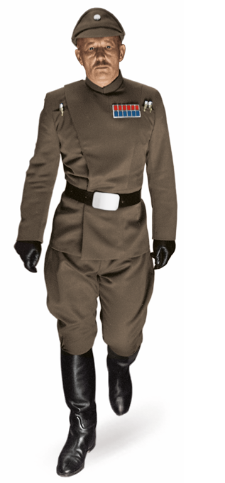 Imperial military uniforms