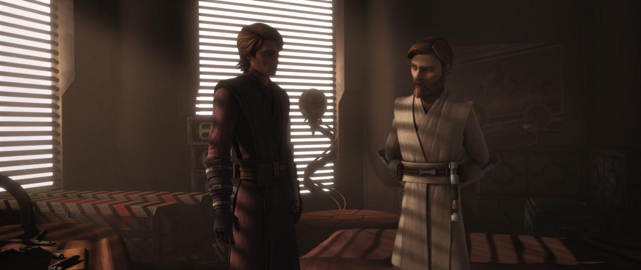 Anakin Skywalker's quarters