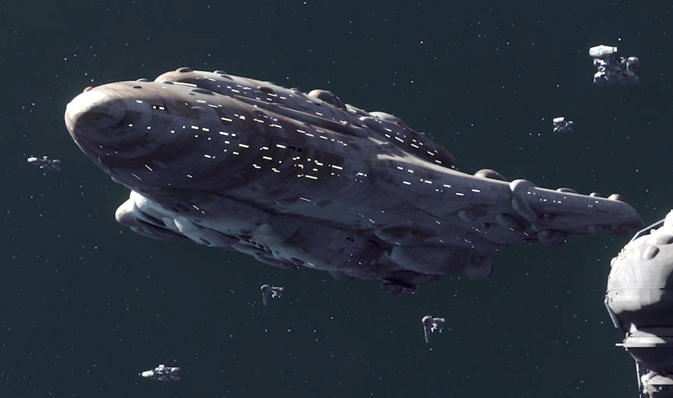 Aurora (MC80 Star Cruiser)