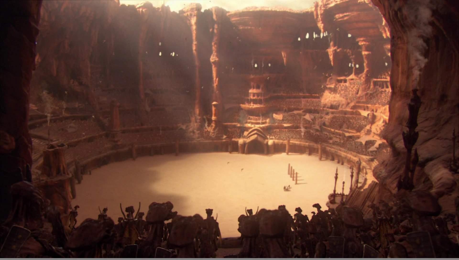 Petranaki Arena