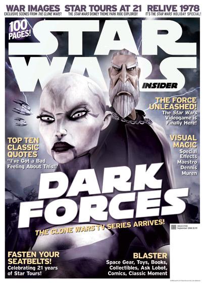 Star Wars Insider 104