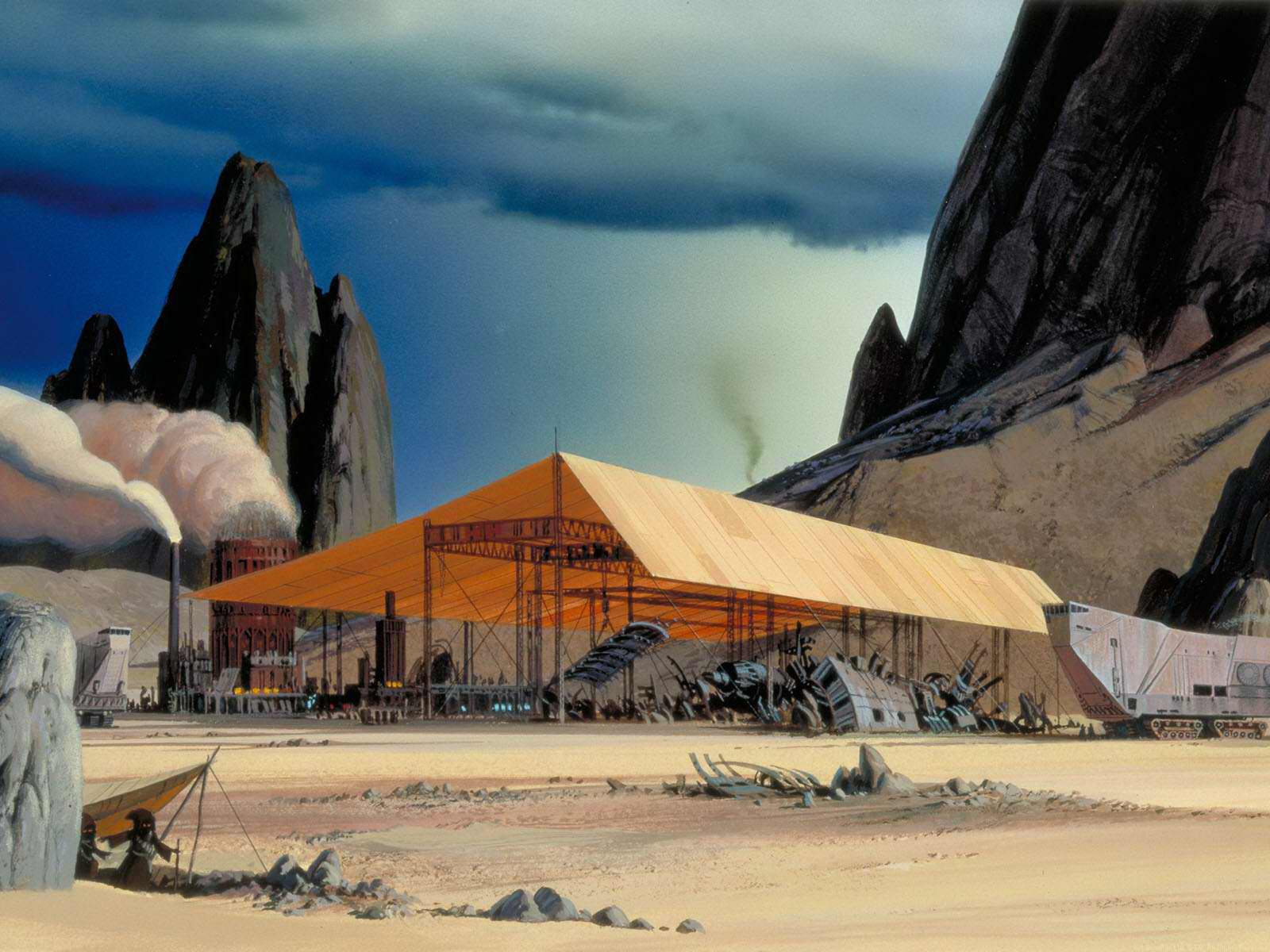 Category Images By Ralph Mcquarrie Wookieepedia Fandom