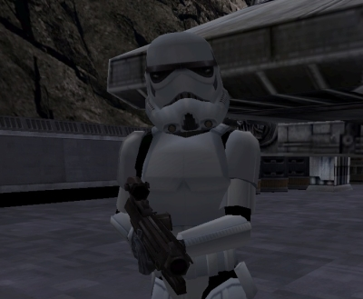 Unidentified stormtrooper (Sector 7 Transferee)
