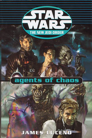 Agents of Chaos Duology
