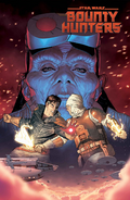 Bounty Hunters Vol 2 Target Valance solicitation cover 2