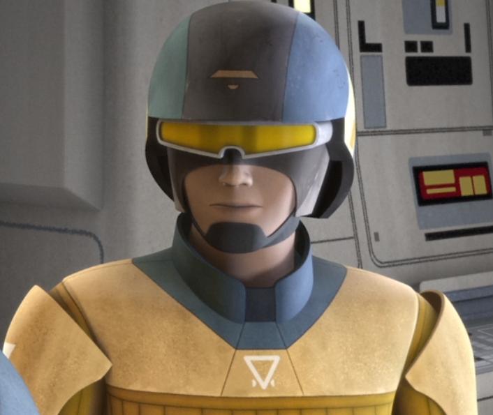 Unidentified Rebel technician (Phoenix Home)