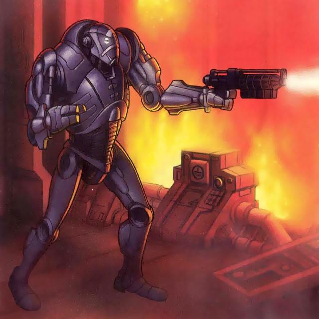 V2-series commando droid