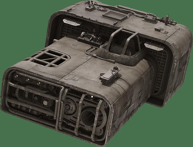 A-A4B Truckspeeder