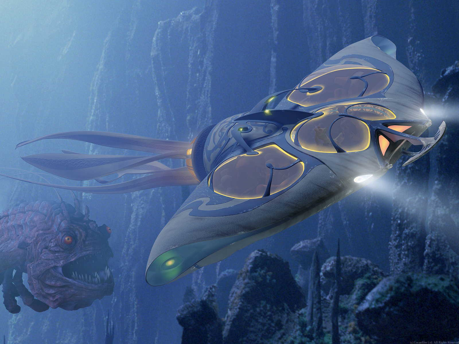 Naboo Abyss