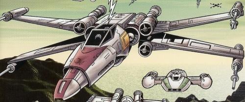 X-wing (tandem)