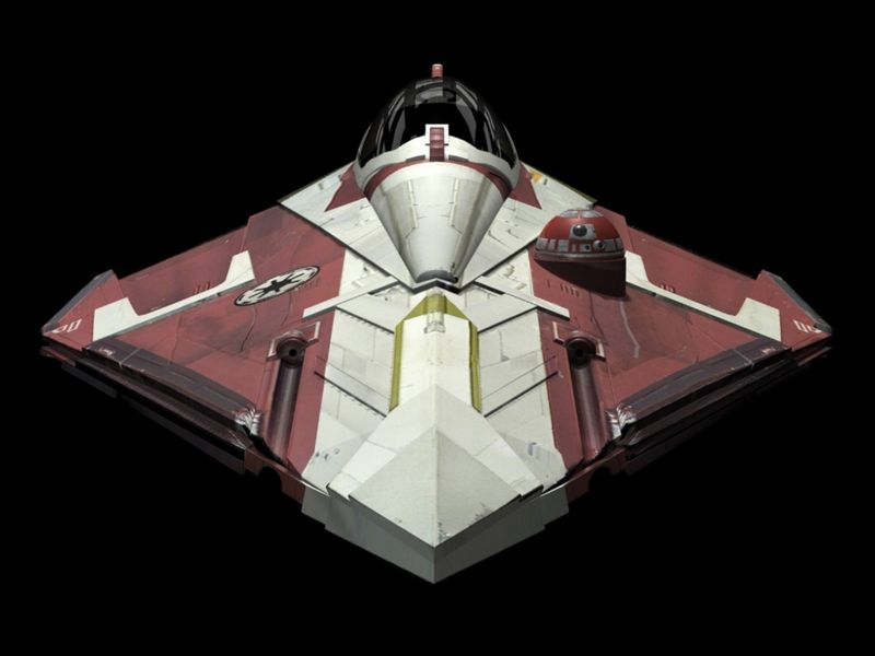 Delta-7 Aethersprite-class Light Interceptor