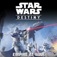 Empire at War poster