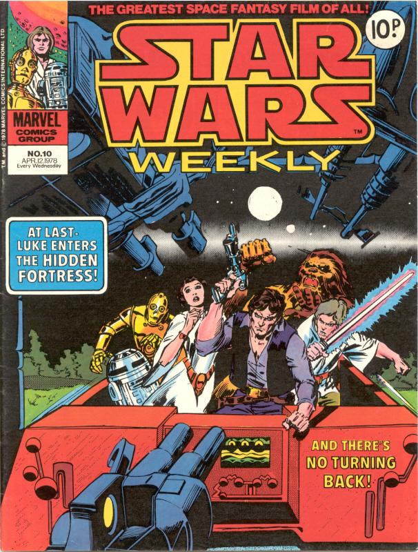 Star Wars Weekly 10