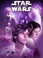 Star Wars Episode IV A New Hope 2019 release cover