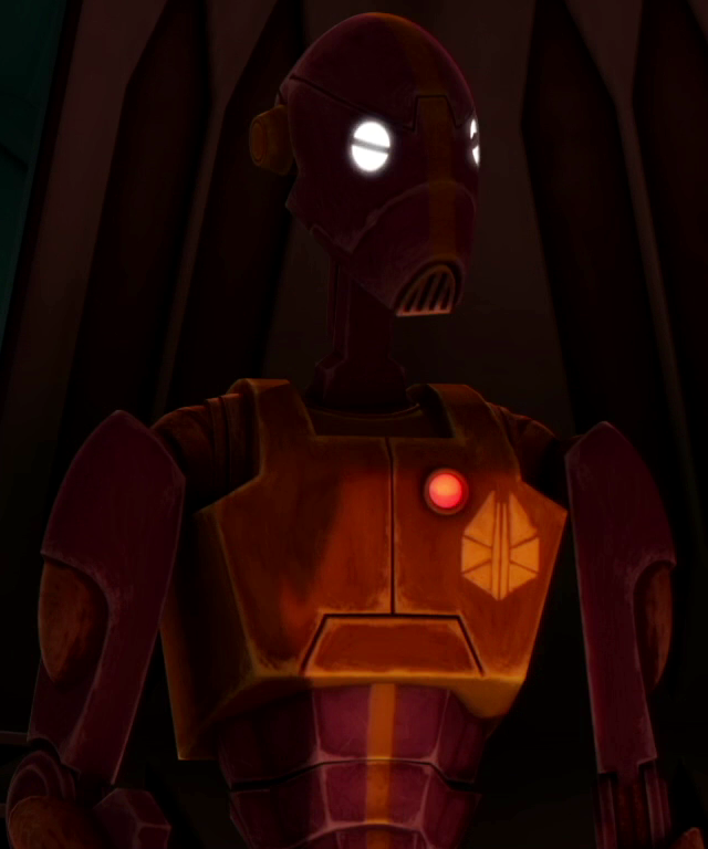 Unidentified BX-series droid commando (The Citadel)