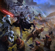 SW Legion Box art Alex Kim