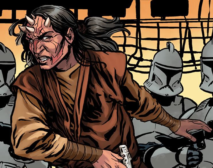 Unidentified Zabrak Jedi General