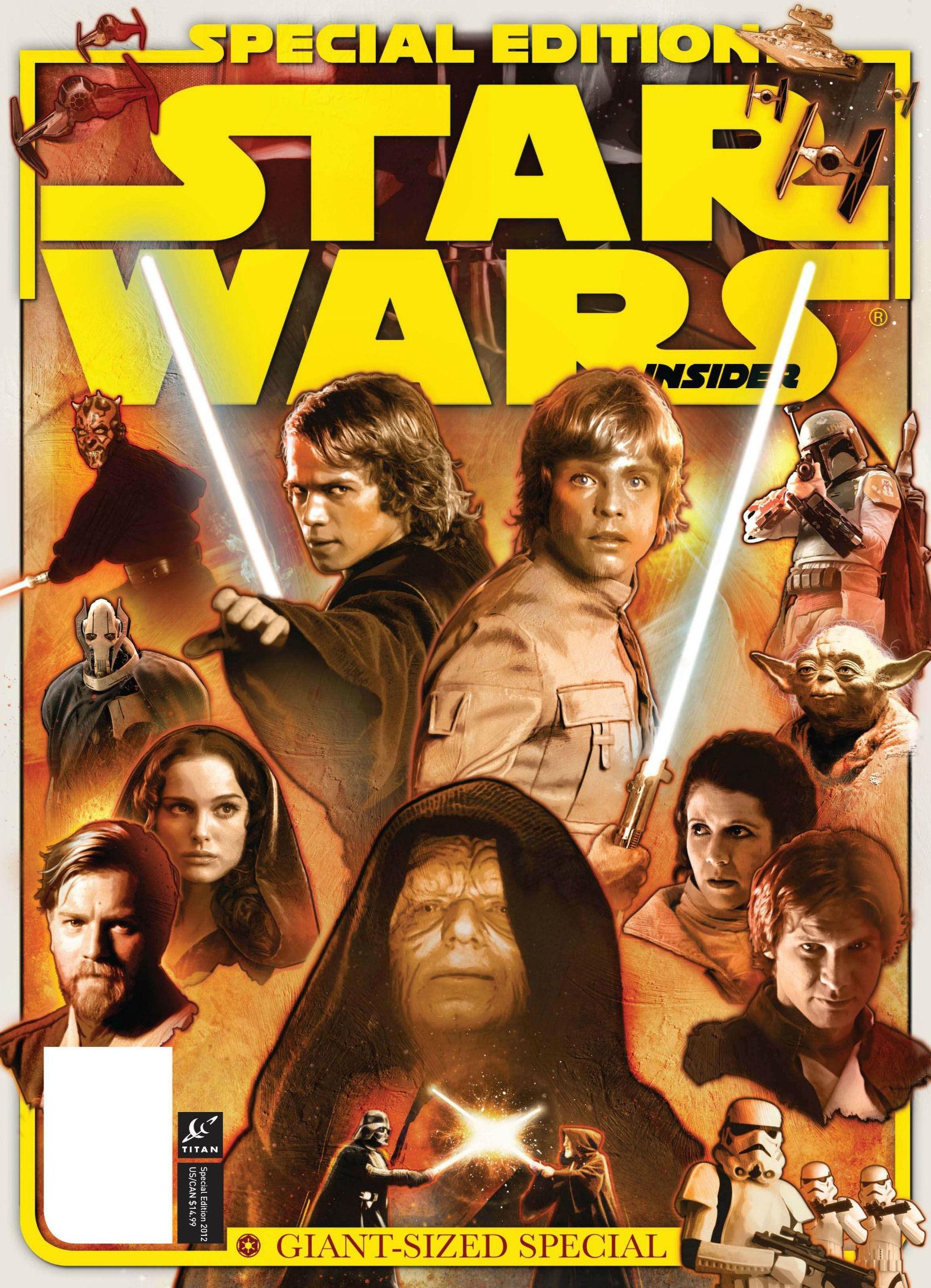 Star Wars Insider Special Edition 2012