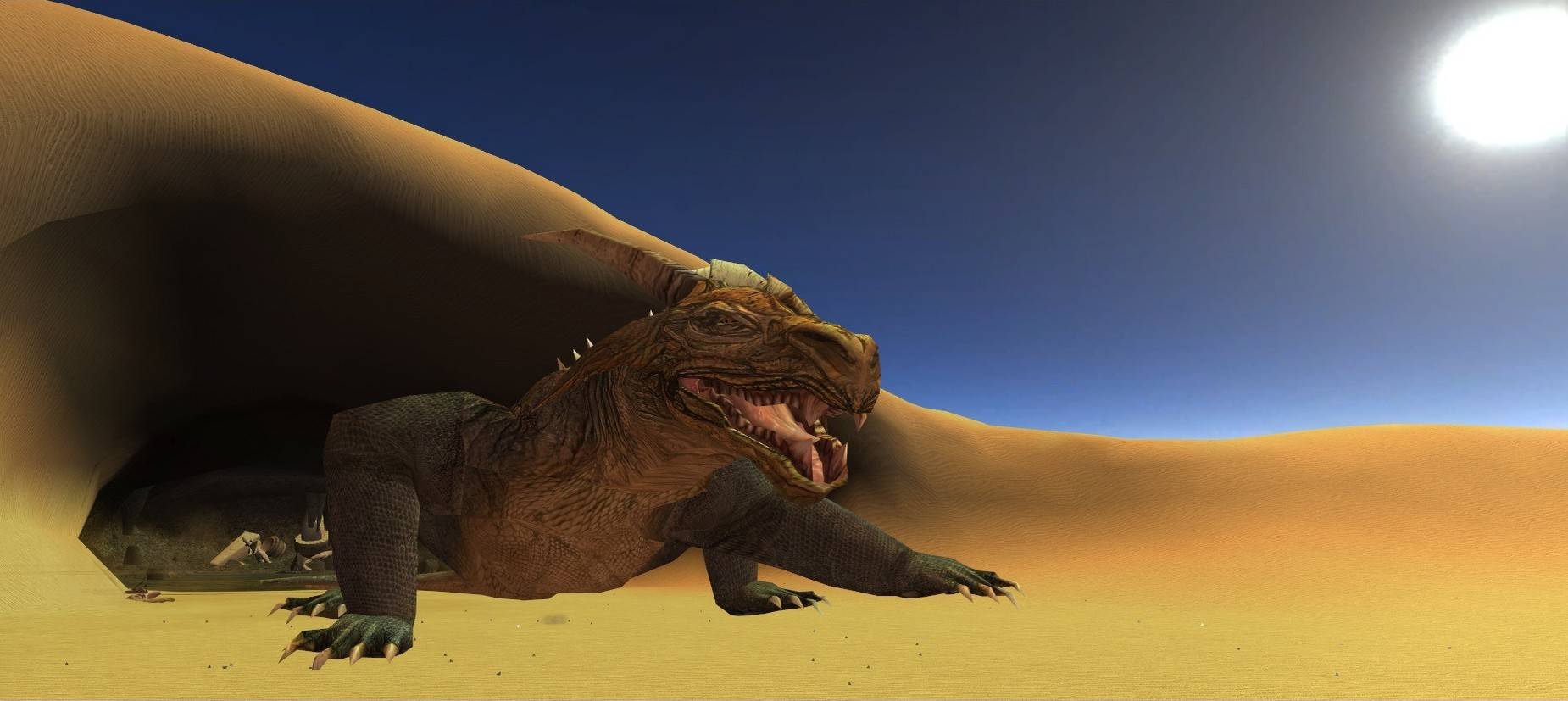 Dune Sea krayt dragon