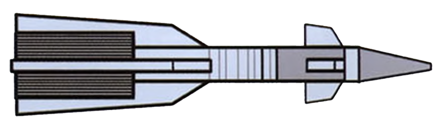 MK.10 concussion missile