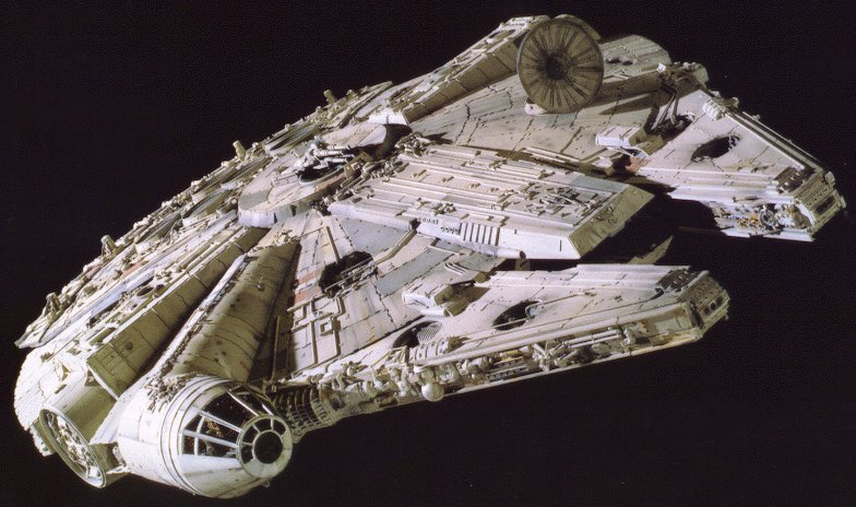 Millennium Falcon/Legends