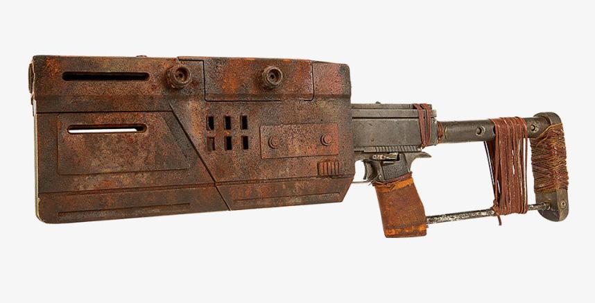 JSP-14 Blaster Pistol