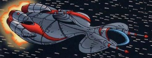 Conqueror-class assault ship