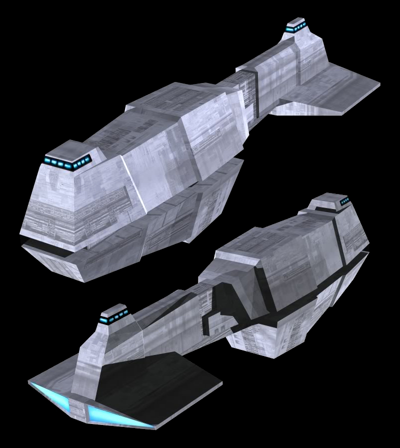 Heraklon-class transport