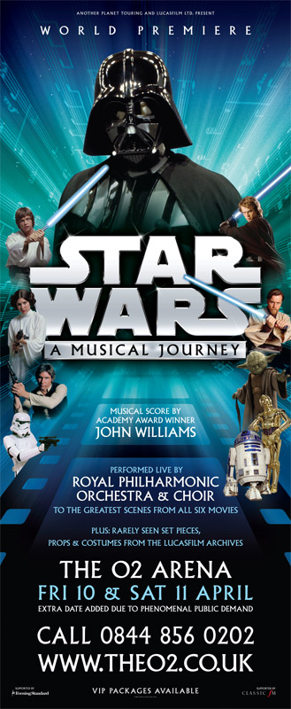 Star Wars: A Musical Journey (event)