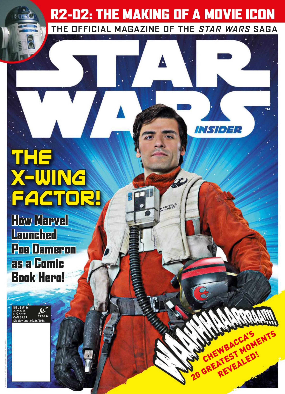 Star Wars Insider 166