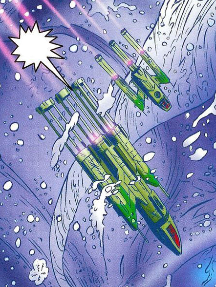 M-class Starfighter