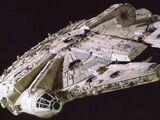 Millennium Falcon/Legendy