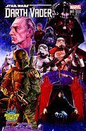 Star Wars Darth Vader Vol 1 1 Midtown Variant